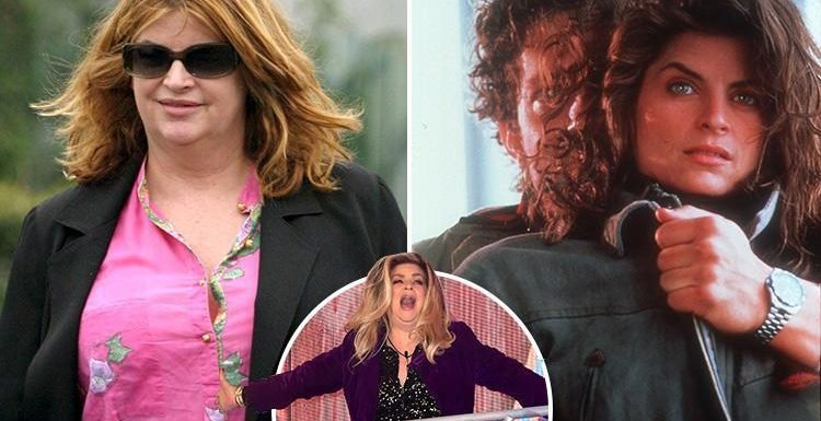 Kirstie Alley's raging cocaine addiction and how Scientology cured her after years of yo-yo dieting and weight problems