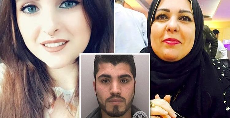 Solihull stabbing – Janbaz Tarin, 21, arrested three days after his ex-lover, 22, and her mum killed