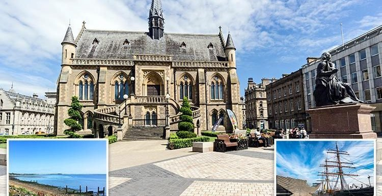 Dundee is the new hip city break destination for a weekend with beaches, museums and craft beer