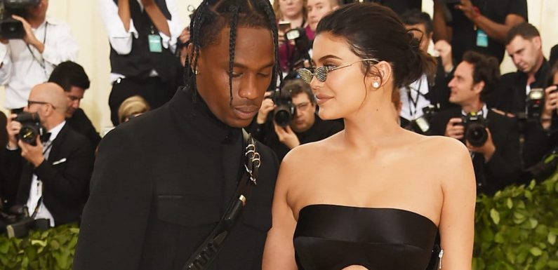 Kylie Jenner Claps Back at Rumor of Relationship Trouble with Travis Scott