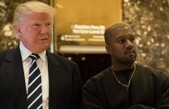 Kanye West Silenced After Jimmy Kimmel Challenges His Support Of Trump During Tense Discussion