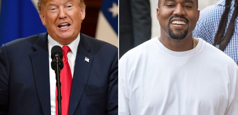 Trump thanks Kanye for telling the 'truth' on 'Jimmy Kimmel'