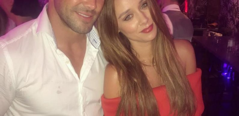 Una Healy reveals she used to take time off to cook 'love rat' husband Ben Foden meals before she dumped him amid cheating rumours