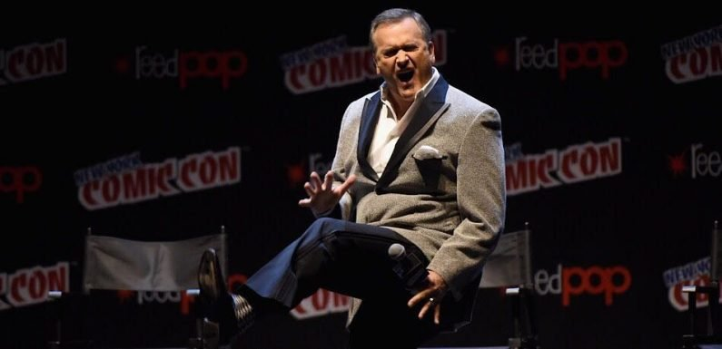 Bruce Campbell Set To Voice Ash Williams For New 'Evil Dead' Video Game