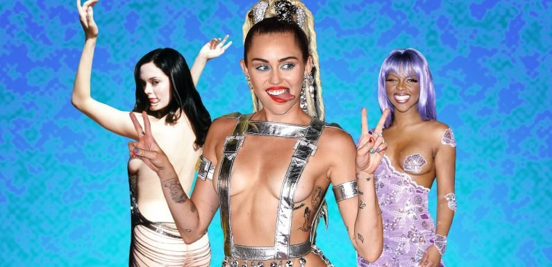 Relive the Wildest VMAs Styles of All Time