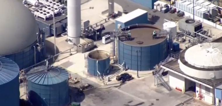 Worker dies at Disney World in Florida after slipping over and falling into vat of oil in 'tragic accident'