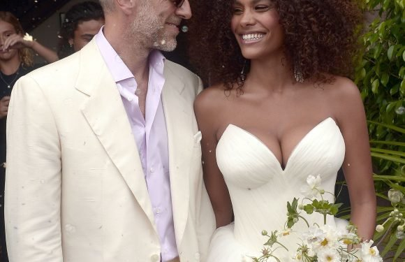 Black Swan's Vincent Cassel, 51, Weds Model Tina Kunakey, 21, in an Intimate French Ceremony