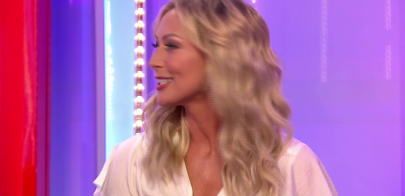 Steps' Faye Tozer denies having an unfair advantage on Strictly Come Dancing