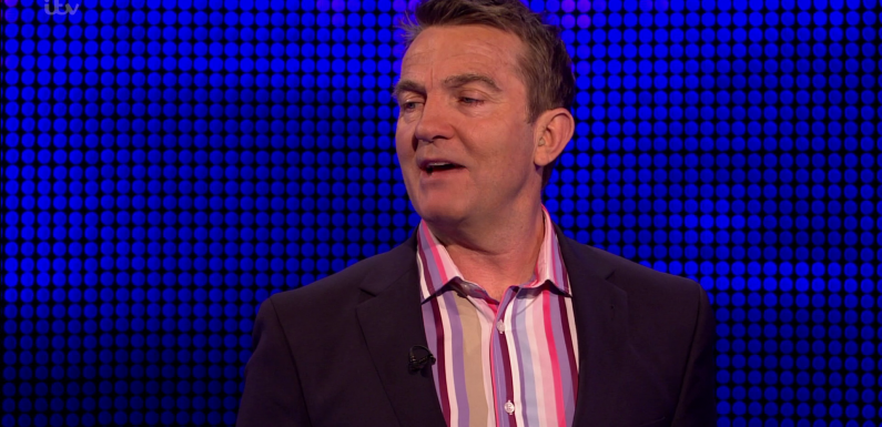 The Chase viewers shocked as Bradley Walsh makes a joke about the Chuckle Brothers