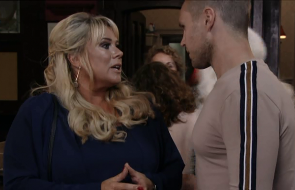 EastEnders fans predict Sharon will bed Keanu after Phil Mitchell declares he's moving to Spain