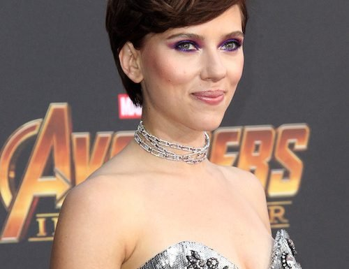 Scarlett Johansson Is The World's Highest Paid Actress For 2018