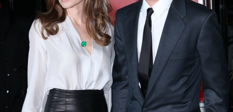 The Blast: Angelina Jolie wants to 'punish' Brad Pitt for 'getting physical' with Maddox