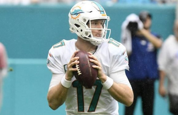 Miami Dolphins: What To Expect From Ryan Tannehill In 2018