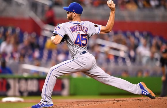 Zack Wheeler continues to thrive as Mets topple Marlins