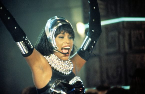Whitney Houston's 'Bodyguard' costume can be yours for $10K