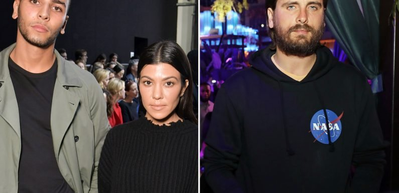 Kourtney Kardashian's Ex Scott Disick 'Hated Younes,' Source Says: 'He's Happy Things Are Over'