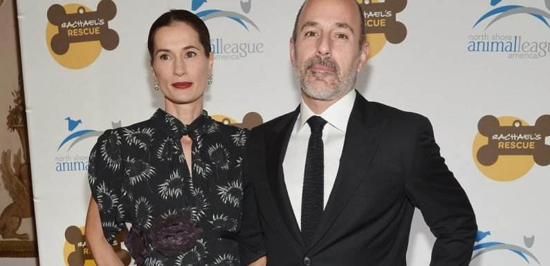 Matt Lauer Is Paying How Much to Settle His Divorce?