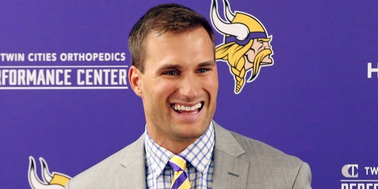 Kirk Cousins couldn't get anyone in his family to answer the phone after landing an $84 million contract, so he called an AAA employee