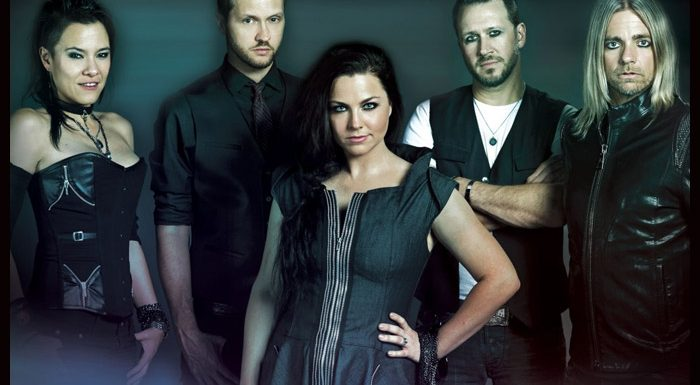 Evanescence Covers 'No More Tears' With Lindsey Stirling