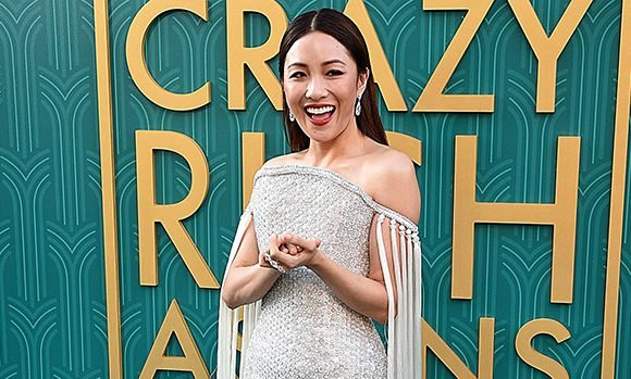 'Crazy Rich Asians' Premiere: Best Dressed — Constance Wu, Awkwafina & More Pics