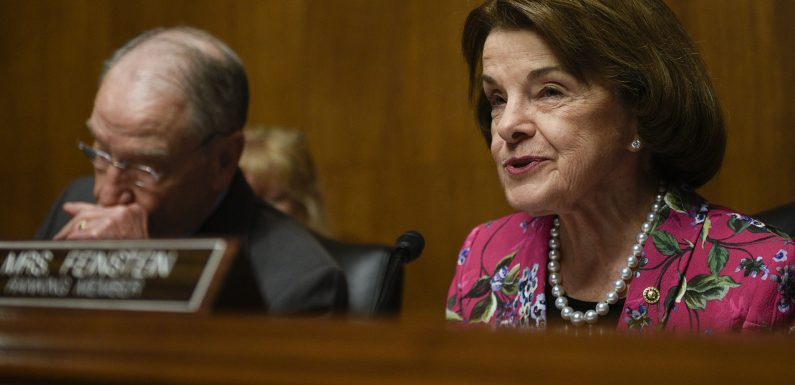 Dianne Feinstein was an easy mark for China's spy