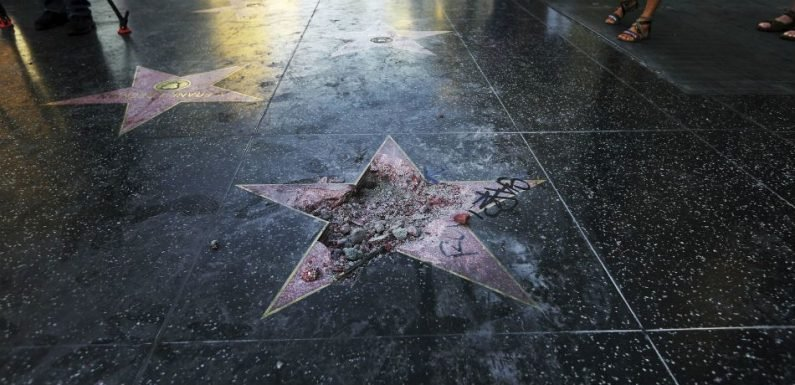 West Hollywood Votes To Request Removal Of Donald Trump's Star From Hollywood Walk Of Fame