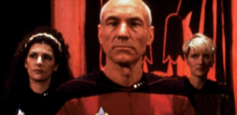 Make it so: Patrick Stewart returns to Star Trek as Captain Picard