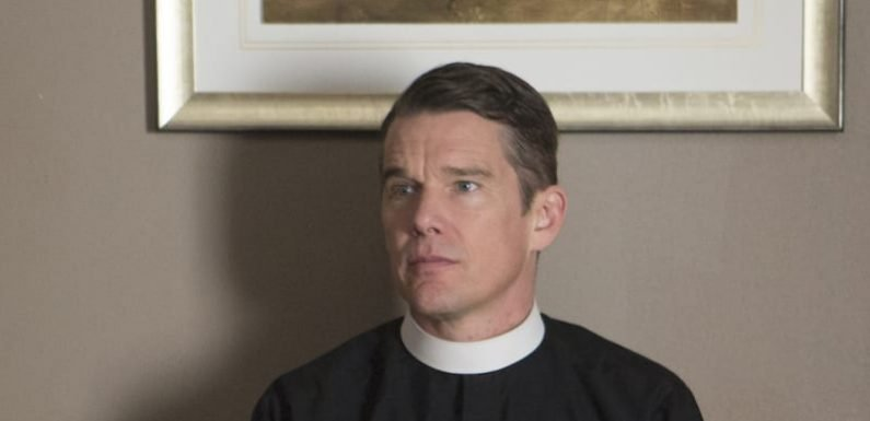 After 30 years on screen, Ethan Hawke is still on song