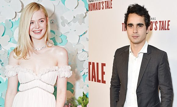 Elle Fanning, 20, & 'Handmaid's Tale' Hunk Max Minghella, 32, Hold Hands & Kiss On Date — New Couple?