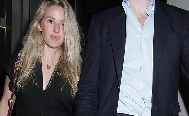 Ellie Goulding announces she's ENGAGED in very surprising way