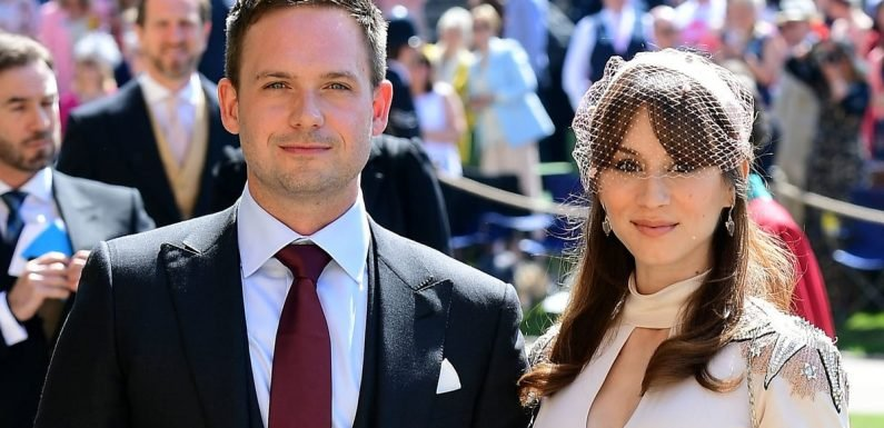 Troian Bellisario and Patrick J. Adams Are Expecting Their First Child Together!