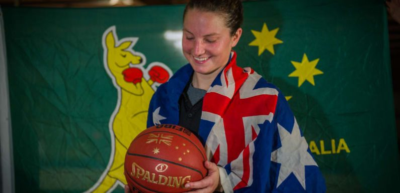 Tow Canberra Capitals named in Opals World Cup squad