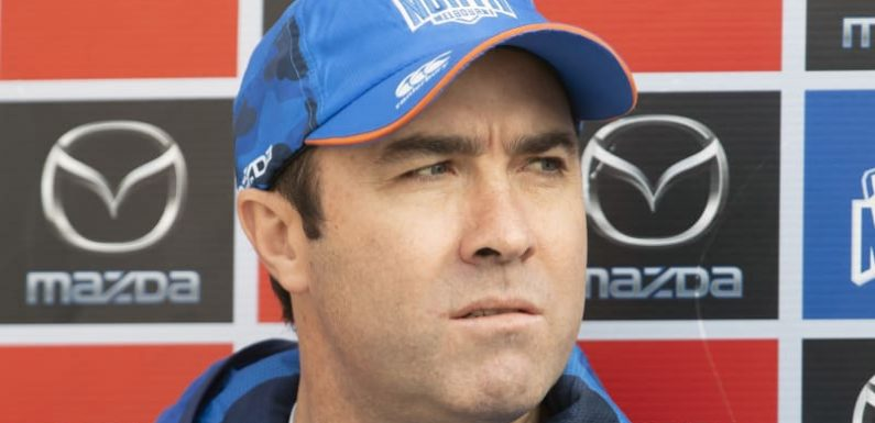 Fixture 'compromised', says Brad Scott