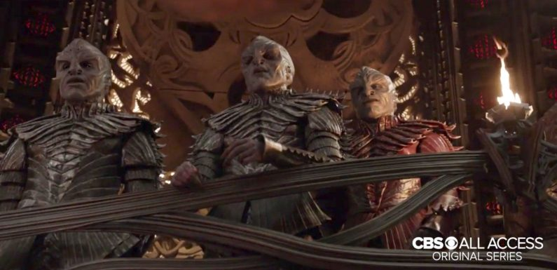 "Star Trek: Discovery season 2 will give the Klingons a ""completely new look"""