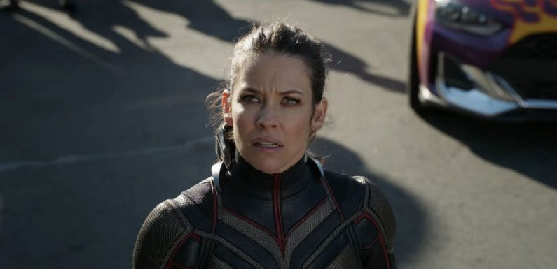 Why Black Panther's success made Ant-Man and The Wasp's Evangeline Lilly so nervous