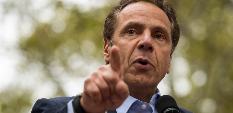 Cuomo's taxpayer-paid campaign ads