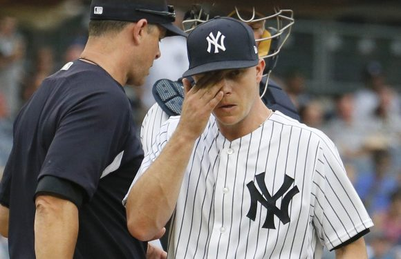 Yankees do everything wrong in horrible tune-up for showdown