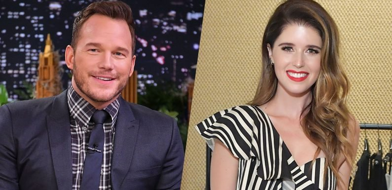 Chris Pratt and Katherine Schwarzenegger Were Spotted Kissing on a Date This Weekend