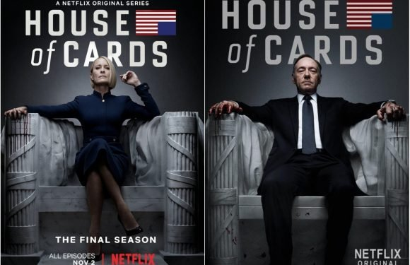 'House of Cards' sets November premiere for final season