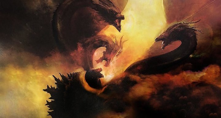 'Godzilla: King of the Monsters' Monarch Website Unveils Other Creatures