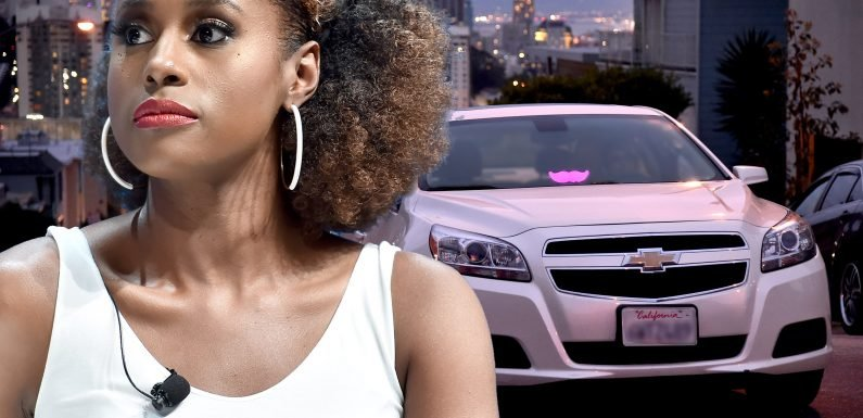 Issa Rae once applied to be a Lyft driver