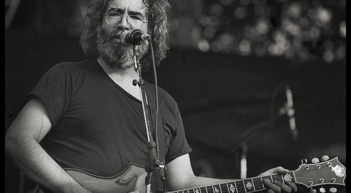 Music Label Launched In Honor Of Jerry Garcia