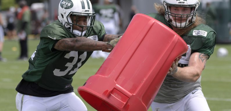 There are signs these Jets are starting to build their identity