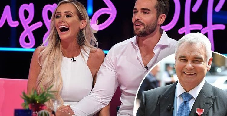 Love Island's Laura Anderson reveals Eamonn Holmes slid into her DMs but 'in a nice way'