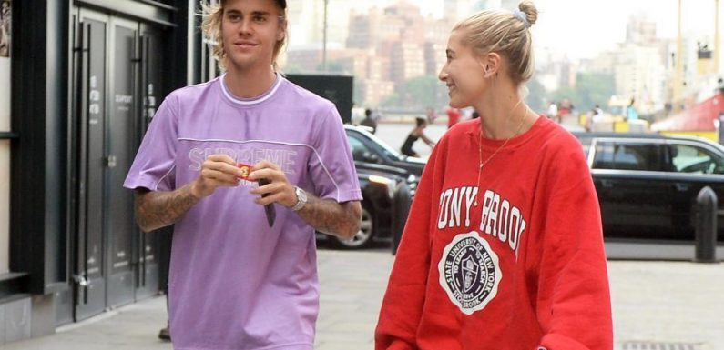 Justin Bieber and fiancée Hailey Baldwin 'want a quick engagement and are already planning their big day'