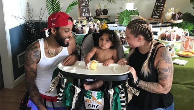 Kailyn Lowry & Chris Lopez Reunite For Son Lux's 1st Birthday — Are They Getting Back Together?