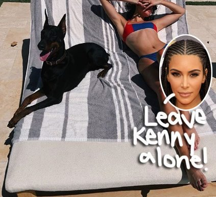 Kim Kardashian Jumps To Kendall Jenner's Defense Over Alleged Dog Bite Incident!