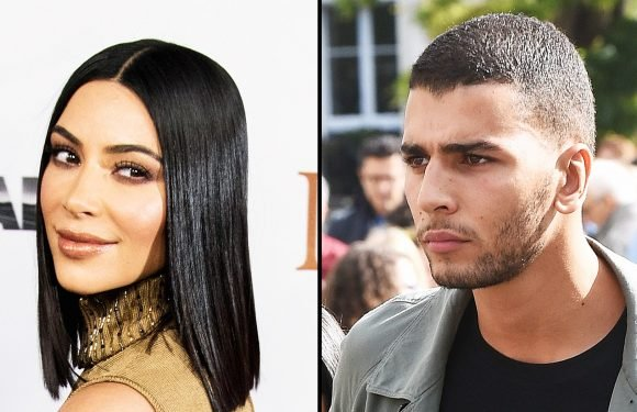 Kim K. Slams Younes for Photos With Another Woman After Kourtney Split