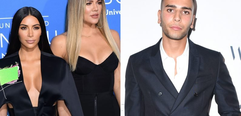 Kim, Khloé shade Younes Bendjima after breakup with Kourtney