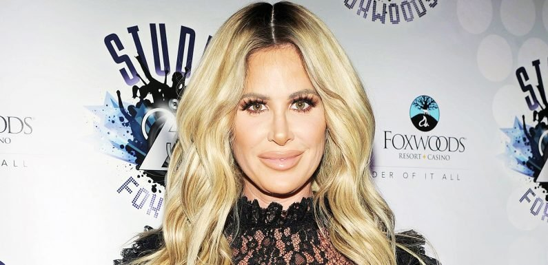 Kim Zolciak's Son Kash Gets a Sweet Kiss From Dog Who Bit Him
